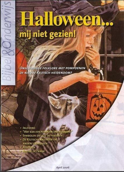 Halloween en kies voor het Licht in Groningen
