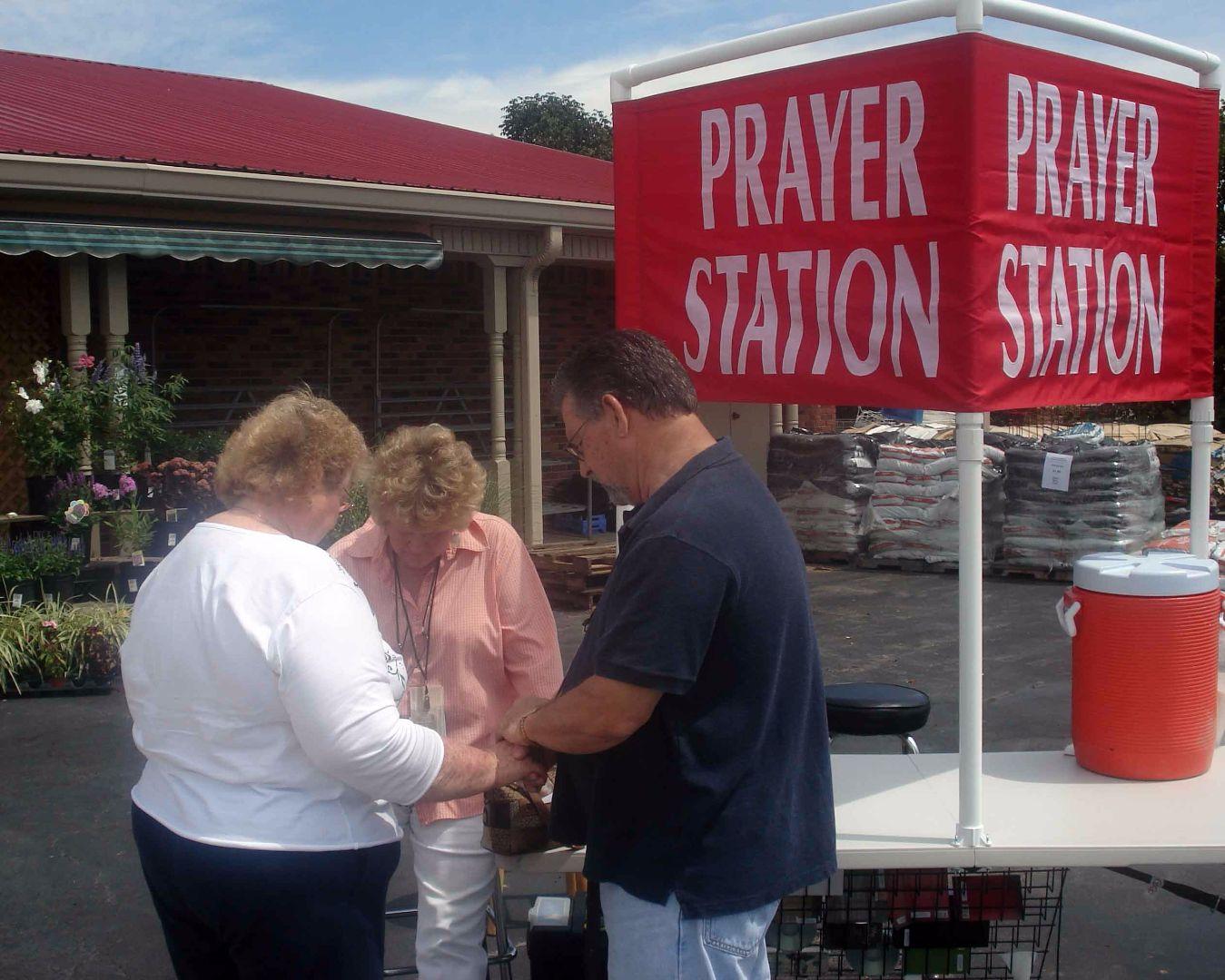 Profetische indrukken vanuit Prayerstation